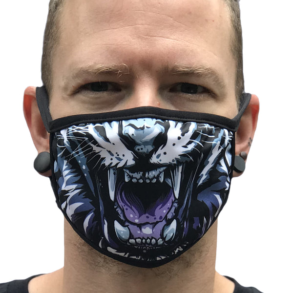 Tigerpus - Face Mask
