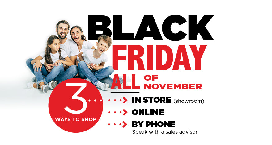 Vendredi Fou Black Friday | SONXPLUS Rockland