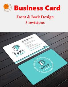 Busness Card Design