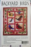 Backyard Birds Wall Quilt Kit - Fuller Fabrics
