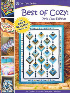 Best of Cozy: Strip Club Edition - Softcover - Fuller Fabrics
