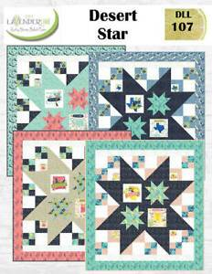 Desert Star Pattern Book
