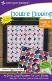 Double Dipping - 2 quilts one pattern - Fuller Fabrics
