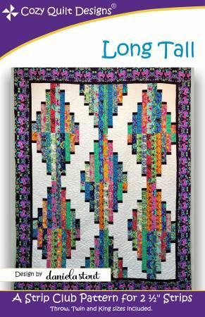 Cozy Quilts Long Tall Pattern - Fuller Fabrics