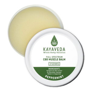 250mg CBD Full Spectrum Muscle Balm
