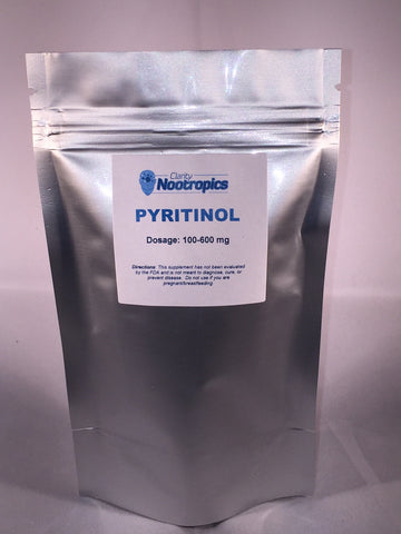 Pyritinol 50g Bulk Powder *Best Quality** - Clarity Nootropics
