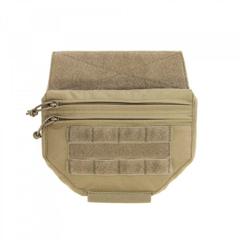 Warrior Drop Down Utility Pouch Coyote
