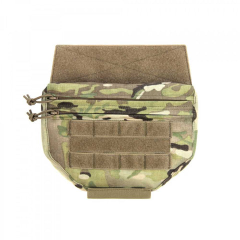 Warrior Drop Down Utility Pouch Multicam