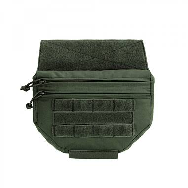 Warrior Drop Down Utility Pouch Olive