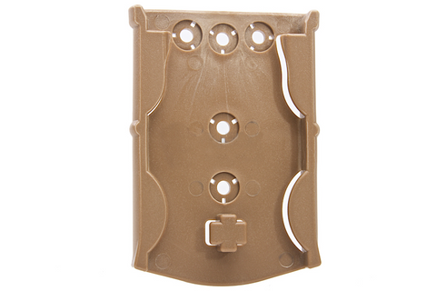 GK Tactical 0305 ML17 Molle Locking Receiver Plate DE