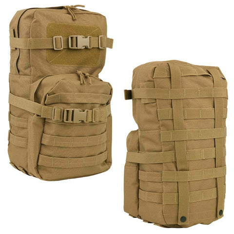 Fosco Industries Molle Backpack LQ 14166 Coyote