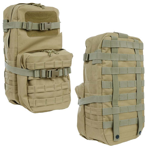 Fosco Industries Molle Backpack LQ 14166 Olive