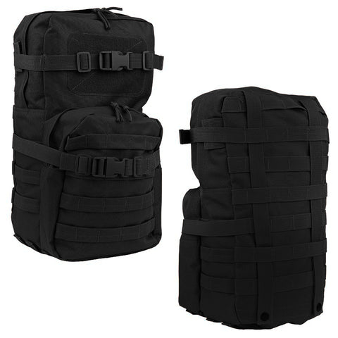 Fosco Industries Molle Backpack LQ 14166 Black