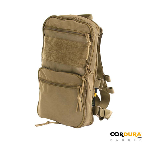 101 Inc Backpack 1-day/3-days cordura Coyote