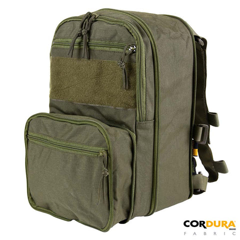 101 Inc Backpack 1-day/3-days cordura OD