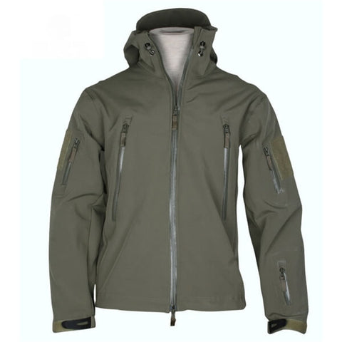 Softshell Neopreno Mortal OD