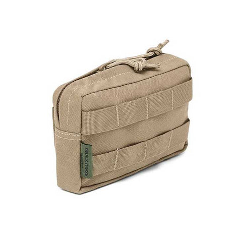 Warrior Small Horizontal Utility Pouch Coyote