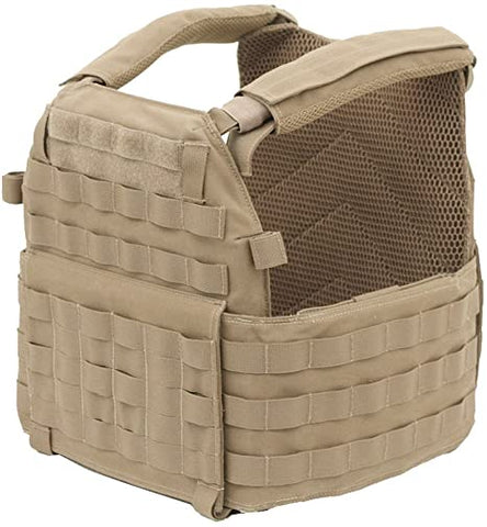 Warrior Assault Systems DCS Plate Carrier Coyote Brown