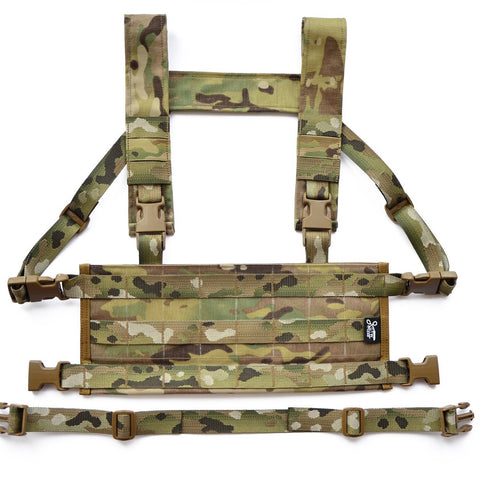 GTW Gear Mini Chest Rig Multicam