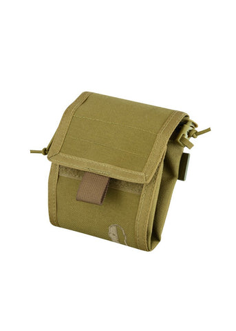 Shadow Tactical Gear Molle Folding Dump Pouch Coyote
