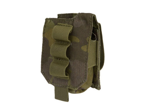 8 Fields Mini Radio Pouch - tropic