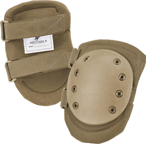 Defcon 5 D5-1541 Knee Protection Pads Tan