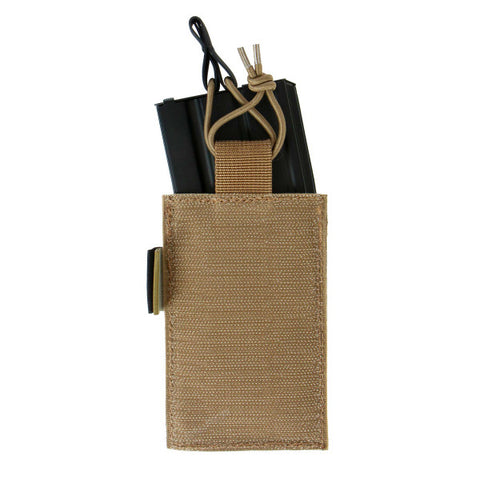 TF-2215  Single M4 Pouch Coyote