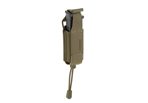 Claw Gear 9mm Backward Flap Mag Pouch Ral 7013