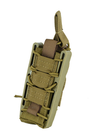 Shadow Tactical Gear Rapid Access Pistol Pouch Coyote