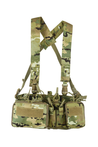 Shadow Tactical Gear Commanche Chest Rig UTP ( Multicam Type )