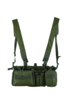 Shadow Tactical Gear Commanche Chest Rig Ranger Green