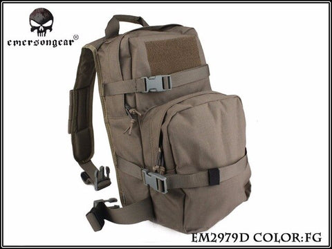 Emerson 2979 Hydration Carrier Foliage Green