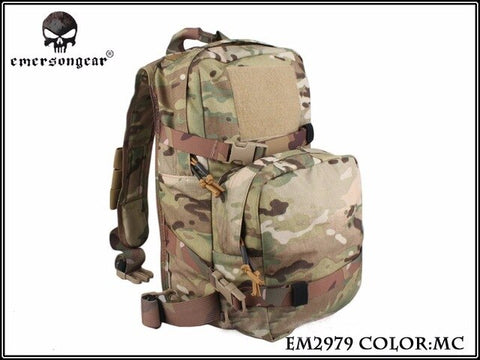 Emerson 2979 Hydration Carrier Multicam