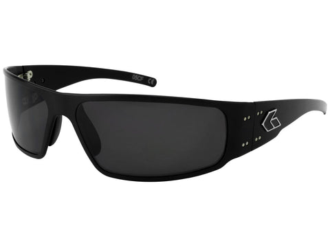 Gatorz Magnum 2.0 Black Smoked Polarized Asian Fit