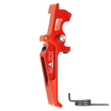 Maxx Model CNC Advanced Speed Trigger Style E - RED