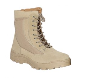 Dragonpro Combate Boot Tan