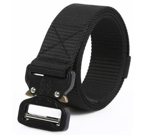 ACM C-Buckle Belt  600 D Black