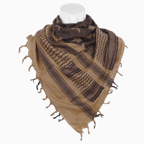 ACM PLO Scarf Star Coyote