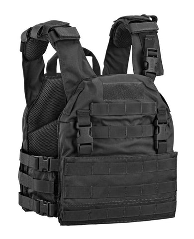 Defcon 5 THUNDER VEST CARRIER Black