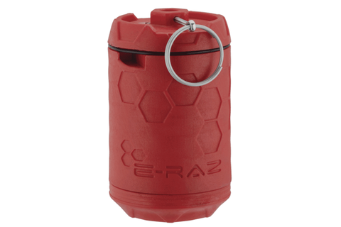 Z-Parts Grenade E-RAZ 100 bbs Red