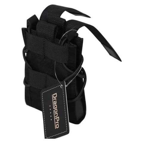 Dragonpro tac mag Pouch Black