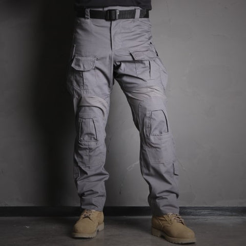 EMERSONGEAR G3 TACTICAL PANTS WOLF GREY SIZE