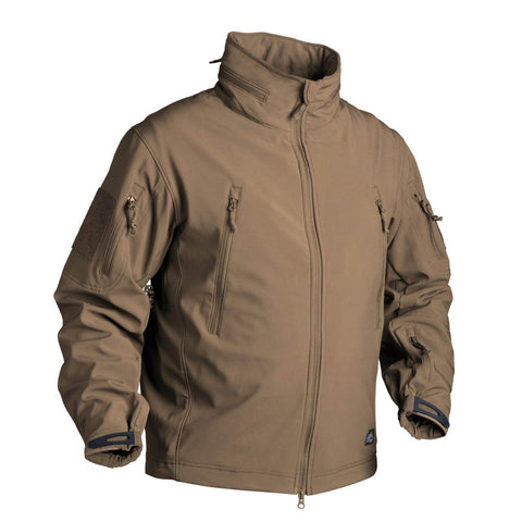 Helikon - Tex Gunfighter Jacket Shark Skin Windblocker Coyote