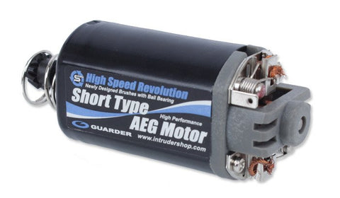 Guarder High Speed Short motor
