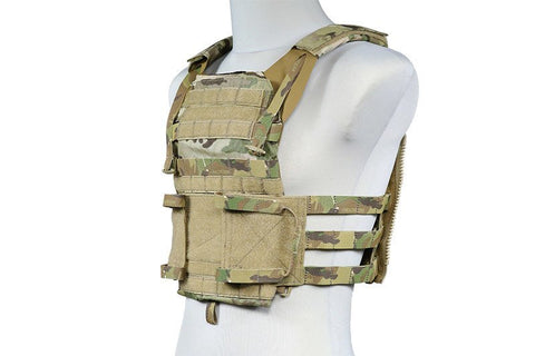 Emerson Jump Plate Carrier 2.0 Tactical Vest Multicam