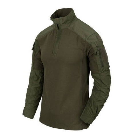Helikon - Tex MCDU Combat Shirt® - NyCo Ripstop - Olive Green