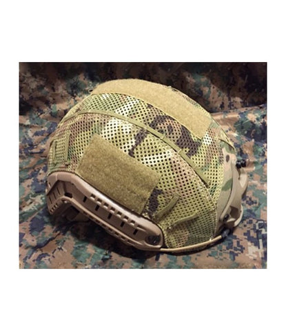 Evolution Gear High Cut Maritime Helmet Cover Multicam