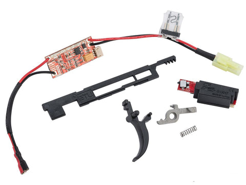 G&G ETU 2.0 and MOSFET 3.0 Wiring Set for Version 3 AEG Gearboxes (Version: Front Wired)