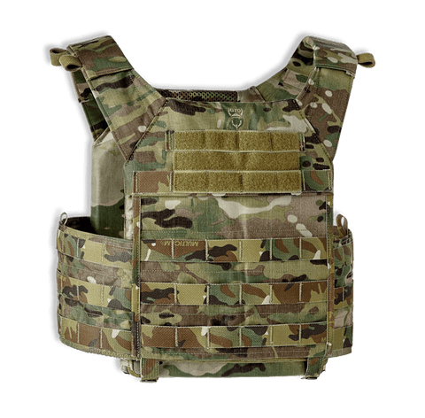 Ginger's tactical Gear GPC Multicam Molle + Combat