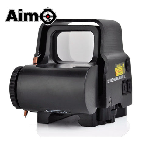 Aim-o XPS 2-0 Red Dot Black